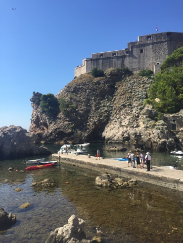 entrada do forte